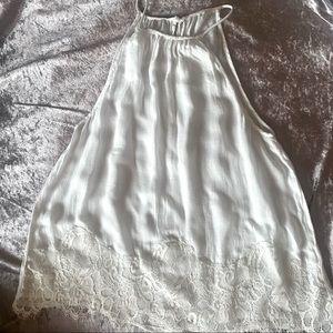 Vintage Boho Sheer Camisole Small